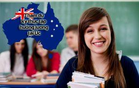 Thực tập có lương tại Úc