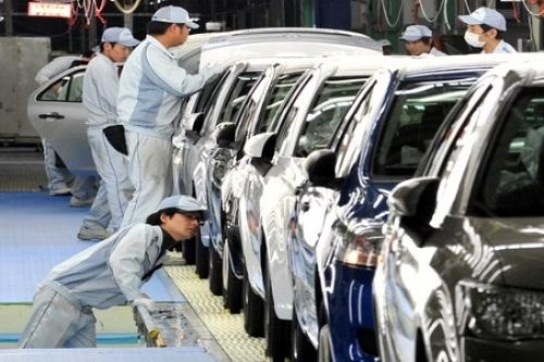Ngành công nghệ ô tô - Một trong các ngành nghề du học nghề Hàn Quốc được nhiều học sinh lựa chọn