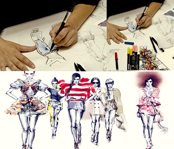 Du học nghề thiết kế thời trang tại Hàn Quốc ngày càng thu hút du học sinh