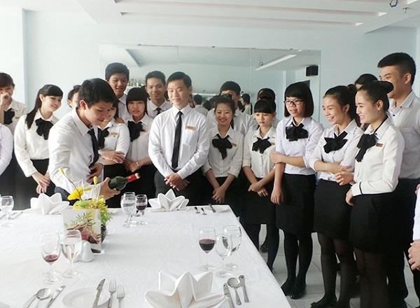 Du học nghề Hàn Quốc ngành nhà hàng khách sạn với thu nhập hấp dẫn