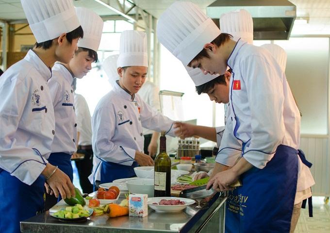 Du học nghề nấu ăn tại Hàn Quốc có những ưu điểm gì?