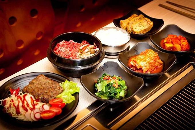 Điều kiện ăn uống của du học sinh tại Hàn Quốc