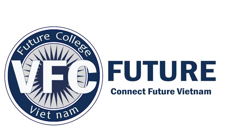 Logo hệ thông giáo dục Quốc tế VFC