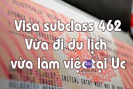 Visa đi Úc loại 462