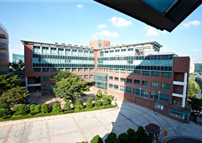 Khuân viên trường đại học Dongyang Mirae