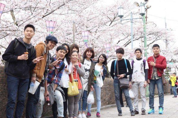 Học viên VFC tại Nhật Bản